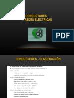 Conductores y Redes Eléctricas - 2018