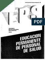 Educacion Permanente en Salud DAVINI