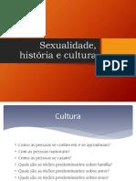 Sexualidade, História e Cultura