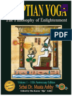 Egyptian Yoga the Philosophy of Enlightenment