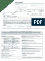 FO-GA-13 Formulario Inscripcion y Novedades de Empleadores SAVIA SALUD