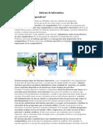Informe de Informática 11