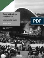Vich, Victor Gestión Cultural - Cap 4