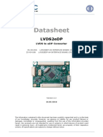 Lvds2eDP