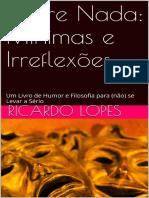 Ricardo Lopes - Sobre Nada