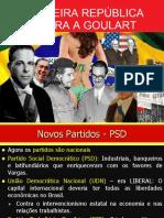 República Liberal - 1946-1964