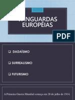 VANGUARDAS EUROPÉIAS.pptx