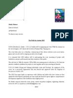 press kit wfa 2019