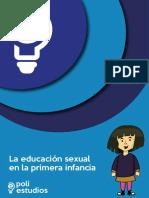La Educación Sexual en La Primera Infancia
