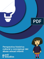 Perspectiva Histórica Cultural y Conceptual Del Abuso Sexual Infantil