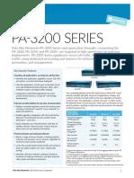 Pa 3200 Series