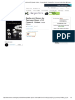Reglas Prohibidas (La Fiesta Prohibida Nº 2) (Spanish Edition) - Kindle Edition by Charlotte Byrd. Romance Kindle eBooks @ Amazon.com
