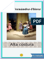 Alta Costura - Dario Fernandez Florez