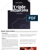 Triple Instuicion Plus - Dani Daortiz