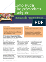 15. How planning and reflection develop young children's thinking skills (traducción)