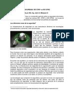 ISO 27001 vs ISO 27002