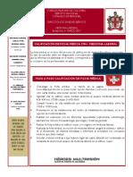 Boletin No 03 - Calificacion Ficha Medica Crh - Medicina Laboral