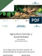 Remy Maria Isabel Agricultura Familiar Sostenibilidad 11042019