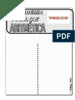 Aritmetica Logico Proposicional Trilce