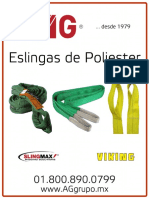 Eslingas Poliester Viking Twinpath (1)