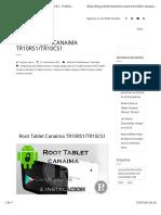 Root Tableta Canaima