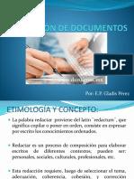 Redaccion de Documentos