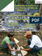 Foro Sobre La Problemática de Cadmio en El Cultivo de Cacao en Ecuador - Medidas de Mitigación - Iniap Senescyt Iica - 2016-08-05