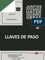 Expo Plomeros 28-3-2019