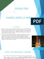 Samuel Murillo