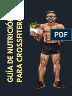 Guía de Nutrición Para Crossfiteros 2019