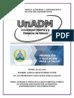 Unidad 3. Sesion.8- Actividad 1.- Integracion y Redaccion Del Informe Final
