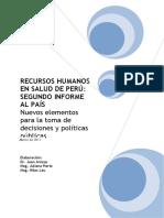 Recursos Humanos de Salud en Perú 2do Informe al País. Marzo 2011 (1).pdf