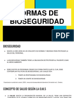 Normas de Bioseguridad 2