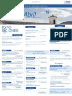 Agenda Abril Web