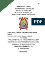 PROYECTO-  MEDIO AMBIENTE Y DESARROLLO SOTENIBLE.doc