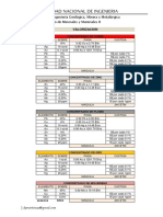 Valorización Tabla 2018-2