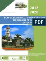 Plan de Desarrollo y Ordenamiento Territorial de La Parroquia Antonio Sotomayor
