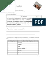 Guía N1 Adjetivos CalificativosELIANA