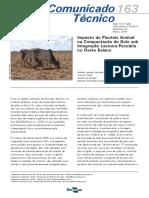 Avaliação Econômica de Sistemas Agroflorestais Implantados