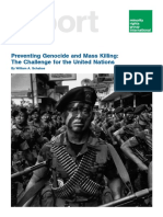 Download 157 Preventing Genocide and Mass Killing the Challenge for the United Nations
