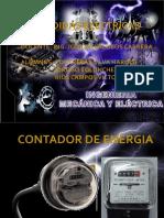 CONTADORES DE ENERGIA