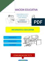 Informacion Educativa...... 2