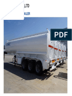 CIMC Fuel Tanker Trailer 2018-04-13
