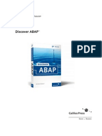 Discover Abap From Sap Press