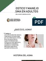 Diagnostico y Manejo Del Asma en Adultos Final