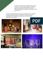 El Vestuario y Teatro