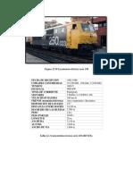 Anexo E- Caracteristicas Tecnicas de Locomotoras