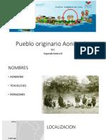 Pueblo Originario Aonikenk