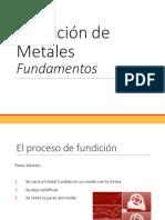 Fundicion de Metales_Fundamentos