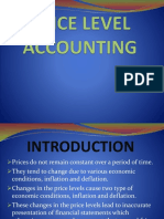 Price Level Accounting by Rekha - 5212